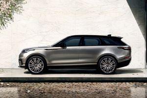 Range Rover Velar - định nghĩa về cái đẹp