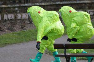 Chất độc trong 'vụ Skripal' được cấp bằng sáng chế tại Mỹ