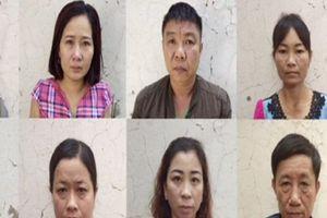 Hà Tĩnh: Khởi tố 6 phụ nữ đánh bạc bằng hình thức lô đề