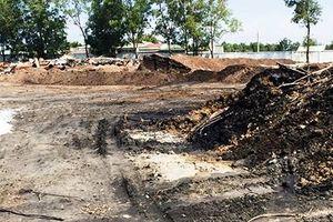 Kiểm ra công tác bảo vệ môi trường tại Nhà máy đường Kon Tum