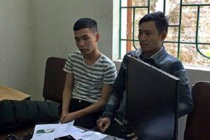 Nghệ An: Bắt 2 đối tượng lừa đảo qua mạng hàng tỷ đồng