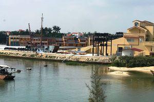 Dự án Công viên văn hóa Ấn tượng Hội An: Hứa chỉnh sửa nhưng không nhận sai (!?)