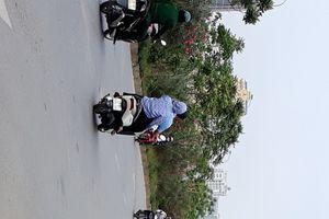 Cần xử lý nghiêm tình trạng đi ngược chiều trên Đại lộ Thăng Long