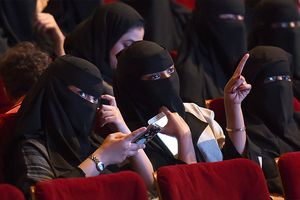 Xem phim kiểu Arab Saudi: rạp chiếu bóng đầu tiên sau lệnh cấm gần 40 năm