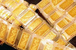 Giá vàng hôm nay 19/4: Tiếp tục tăng nhanh khi USD giảm