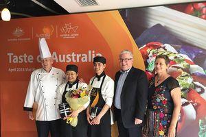 Đại sứ Australia lạc quan về triển vọng hợp tác với Việt Nam