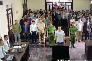 Yên Bái mở phiên tòa xét xử sơ thẩm bị cáo Lê Duy Phong