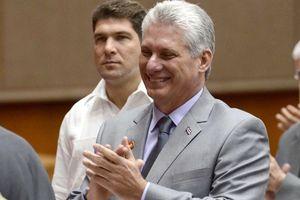 Cuba có Chủ tịch Hội đồng Nhà nước mới