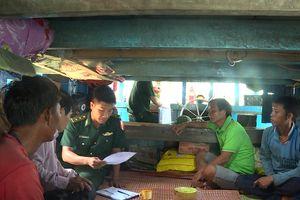 Ngư dân Lý Sơn bị ngăn cản hành nghề trên vùng biển Hoàng Sa