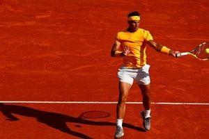 Djokovic thua ngược, Nadal đối đầu Dominic Thiem ở tứ kết Monte Carlo