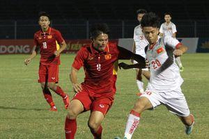 Cầu thủ U19 Việt Nam mẻ xương cột sống, lỡ cơ hội ghi điểm với HLV Park Hang Seo