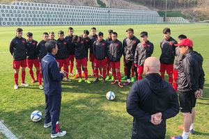 Nhận định U19 Việt Nam vs U19 Maroc giải Suwon JS Cup 2018