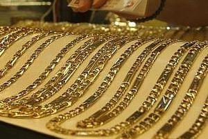 Giá vàng trong nước đồng loạt đi xuống