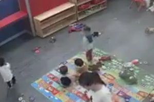 Vụ giáo viên bạo hành trẻ ở Nghệ An: Đình chỉ cơ sở mầm non