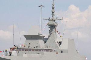 Tàu Hải quân hiện đại của Singapore sẽ đến thăm Việt Nam