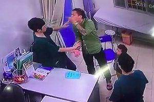 Đối tượng đánh bác sĩ ở Bệnh viện Xanh Pôn vừa bị khởi tố