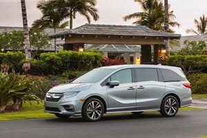 Honda Odyssey 2019 chốt giá bán 707 triệu đồng tại Mỹ