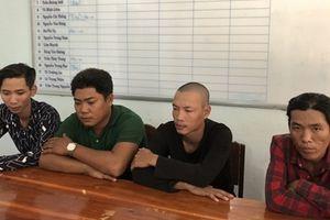 Triệt phá 2 băng nhóm cưỡng đoạt tài sản ngư dân khai thác sò huyết giống