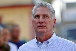 Tân Chủ tịch Cuba: Sẽ không thay đổi chính sách đối ngoại của Havana