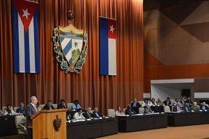 Cuba sẽ cải tổ hiến pháp nhằm bắt kịp những thay đổi của kinh tế xã hội