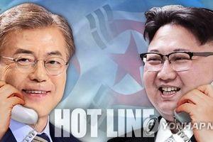 Thiết lập đường dây nóng giữa lãnh đạo hai miền Triều Tiên