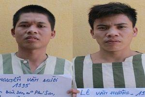 Trinh sát từ Nam ra Bắc truy bắt 2 kẻ cướp tài sản trong lô cao su