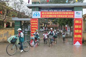 Tăng cường đảm bảo an toàn giao thông trong trường học