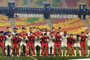 Suwon JS Cup 2018: U19 Việt Nam khiến U19 Maroc vất vả chia điểm