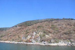 Tan nát rừng trên vịnh Vân Phong