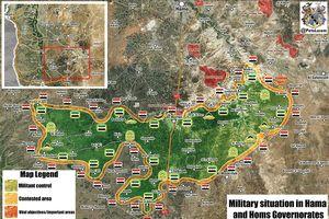 Quân đội Syria tung đòn chiếm thị trấn ở Qalamoun, ra tối hậu thư 48 giờ cho IS