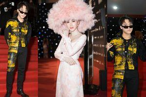 Hot nhất VIFW: Angela Phương Trinh đội mũ lông 'lấn át' Châu Bùi, Sơn Tùng rời sự kiện khi đêm diễn chưa kết thúc