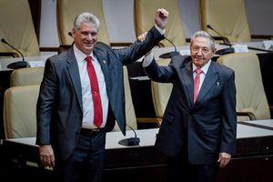 Ông Miguel Diaz Canel Bermudez trở thành tân Chủ tịch Hội đồng Nhà nước Cuba