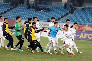 U23 Việt Nam được xếp hạt giống số 1 tại vòng loại U23 Châu Á 2020
