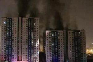 Vụ cháy chung cư Carina: Bắt chủ đầu tư, làm rõ trách nhiệm các bên liên quan
