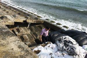 Quảng Nam: Tìm giải pháp cứu kè Cửa Đại