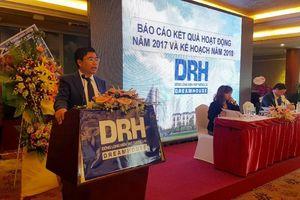 Căn Nhà Mơ Ước chuyển mình thành DRH Holdings, đặt mục tiêu gia nhập 'câu lạc bộ nghìn tỷ'