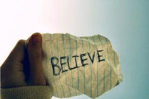 Sức mạnh của niềm tin