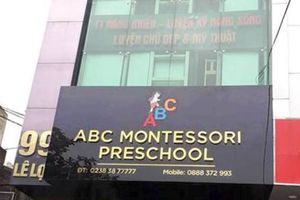 Tạm đình chỉ giáo viên mầm non đánh trẻ gây phẫn nộ ở TP.Vinh