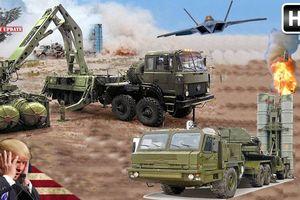 Nga: Vụ Ankara mua S-400, Mỹ giữ lập trường hăm dọa tống tiền