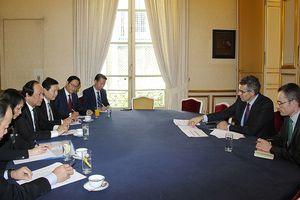 Việt Nam - Pháp đẩy mạnh hợp tác xây dựng Chính phủ điện tử