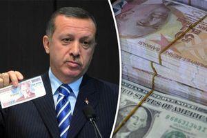 Thổ Nhĩ Kỳ học Nga rút vàng khỏi Mỹ?