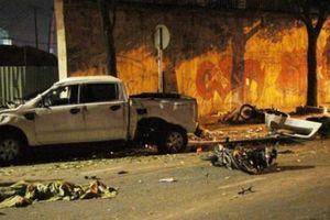Thông tin mới nhất vụ ô tô 'điên' lao như tên bắn, 7 người thương vong ở SG