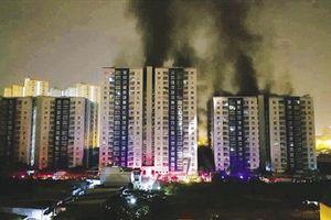 Công ty 577: Sau 1 tháng, 600 tỷ đồng vốn hóa 'cháy' theo chung cư Carina Plaza
