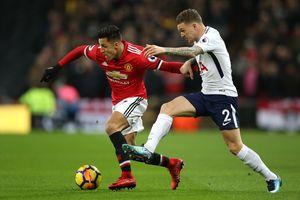 M.U - Tottenham: Chiến đấu cho cơ hội cuối cùng