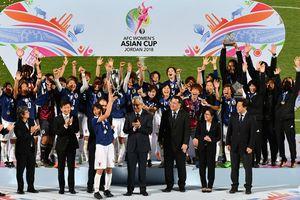 Đánh bại Australia, Nhật Bản bảo vệ thành công chức vô địch châu Á