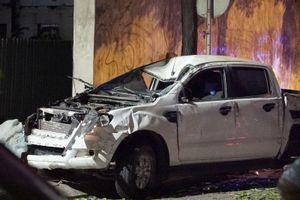 Tài xế xe 'điên' tông hàng loạt xe dừng đèn đỏ khiến 2 người chết khai gì?