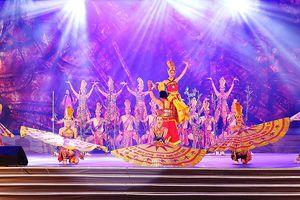 Phú Thọ tổng duyệt chương trình nghệ thuật chào mừng Giỗ tổ Hùng Vương