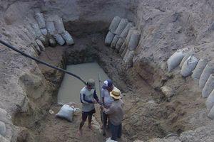 Hạn hán gay gắt, gần 10 nghìn người có nguy cơ 'đứt' nước sinh hoạt