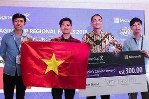 SV Duy Tân giành giải Sản phẩm Bình chọn nhiều nhất