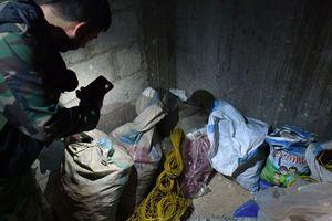Quân đội Nga khám phá phòng thí nghiệm hóa chất của phe đối lập tại Douma